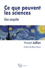Téléchargez le livre :  Ce que peuvent les sciences