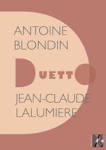 Télécharger cet ebook : Antoine Blondin - Duetto