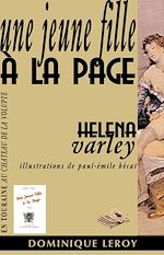 Download this eBook Une jeune fille à la page