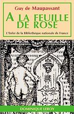 Téléchargez le livre :  À la feuille de rose, Maison turque
