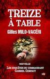 Télécharger le livre :  13 à table