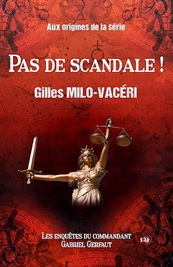 Download the eBook: Pas de scandale !