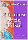 Télécharger le livre :  Pour cause de fin de bail