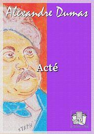 Téléchargez le livre :  Acté