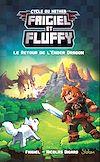 Télécharger le livre :  Frigiel et Fluffy (T1) : Le Retour de l'Ender Dragon - Lecture roman jeunesse aventures Minecraft - Dès 8 ans