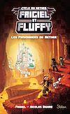 Télécharger le livre :  Frigiel et Fluffy (T2) : Les Prisonniers du Nether - Lecture roman jeunesse aventures Minecraft - Dès 8 ans