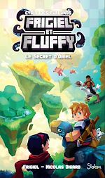 Téléchargez le livre :  Frigiel et Fluffy, Le Cycle des Farlands (T3) : Le Secret d'Oriel - Lecture roman jeunesse aventures Minecraft - Dès 8 ans