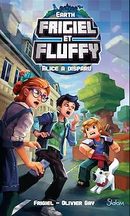 Téléchargez le livre :  Frigiel et Fluffy Earth – Minecraft