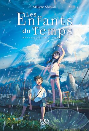 Les enfants du temps : weathering with you