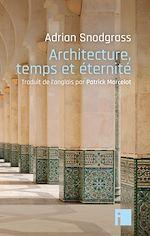Téléchargez le livre :  Architecture, temps et éternité