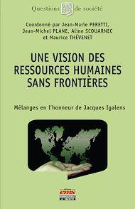 Téléchargez le livre :  Une vision des ressources humaines sans frontières