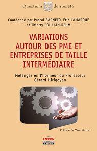 Téléchargez le livre :  Variations autour des PME et entreprises de taille intermédiaire