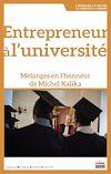 Télécharger le livre :  Entrepreneur à l'université