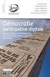 Télécharger le livre :  Démocratie participative digitale