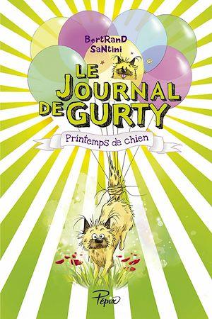 Téléchargez le livre :  Le Journal de Gurty (Tome 4) – Printemps de chien