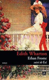 Téléchargez le livre :  Ethan Frome suivi de Eté