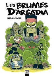 Téléchargez le livre :  Les Brumes d'Arcadia