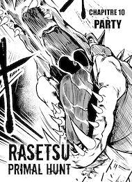 Téléchargez le livre :  RASETSU : Primal Hunt Chapitre 10