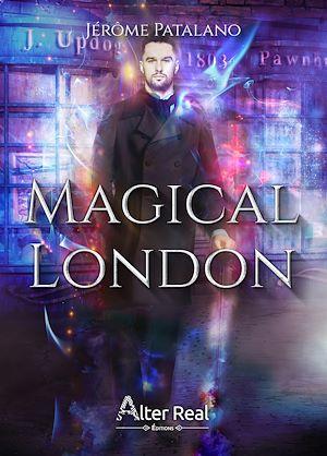 Téléchargez le livre :  Magical London