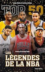 Download this eBook Top 50 : Les légendes de la NBA