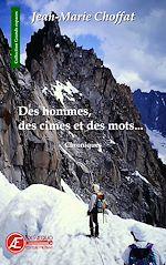 Download this eBook Des hommes, des cimes et des mots