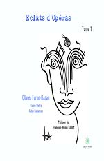 Download this eBook Eclats d'Opéras