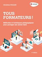 Download this eBook Tous formateurs !