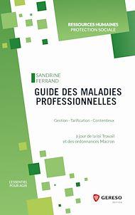 Téléchargez le livre :  Guide des maladies professionnelles