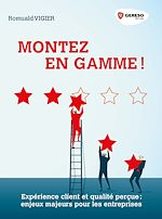 Download this eBook Montez en gamme !