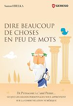 Download this eBook Dire beaucoup de choses en peu de mots
