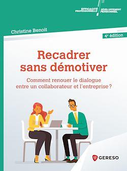 Download the eBook: Recadrer sans démotiver