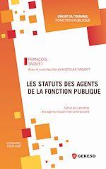 Téléchargez le livre :  Les statuts des agents de la Fonction publique