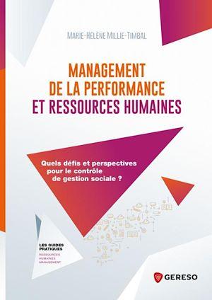 Téléchargez le livre :  Management de la performance et ressources humaines