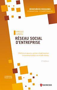 Téléchargez le livre :  Réseau social d'entreprise
