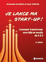 Download this eBook Je lance ma start-up !