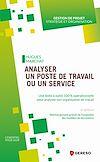 Télécharger le livre :  Analyser un poste de travail ou un service