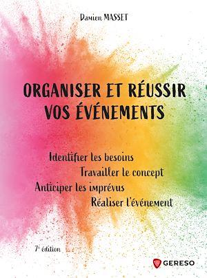 Téléchargez le livre :  Organiser et réussir vos événements