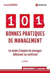Télécharger le livre : 101 bonnes pratiques de management