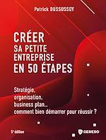 Download this eBook Créer sa petite entreprise en 50 étapes