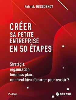 Download the eBook: Créer sa petite entreprise en 50 étapes