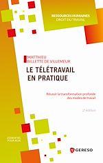 Download this eBook Le télétravail en pratique