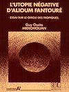 Télécharger le livre :  L'utopie négative d'Alioum Fantouré