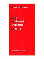 Download this eBook Les colères vaines