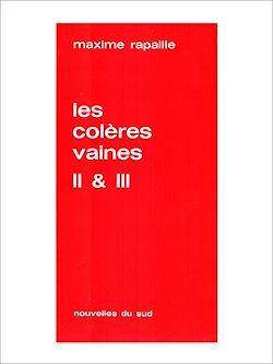 Download the eBook: Les colères vaines