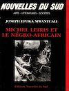 Télécharger le livre :  Michel Leiris et le négro-africain