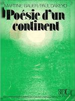 Download this eBook Poésie d'un continent