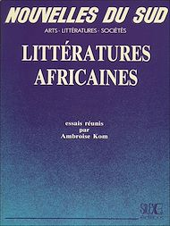 Téléchargez le livre :  Littératures Africaines