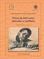 Download this eBook Précis de littérature africaine et antillaise