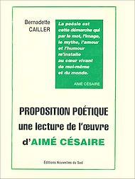 Téléchargez le livre :  Proposition poétique