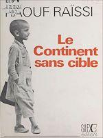 Download this eBook Le continent sans cible